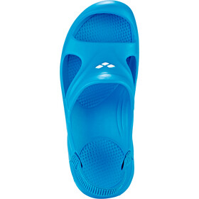 arena Softy Hook Sandals Kids turquoise-eolian
